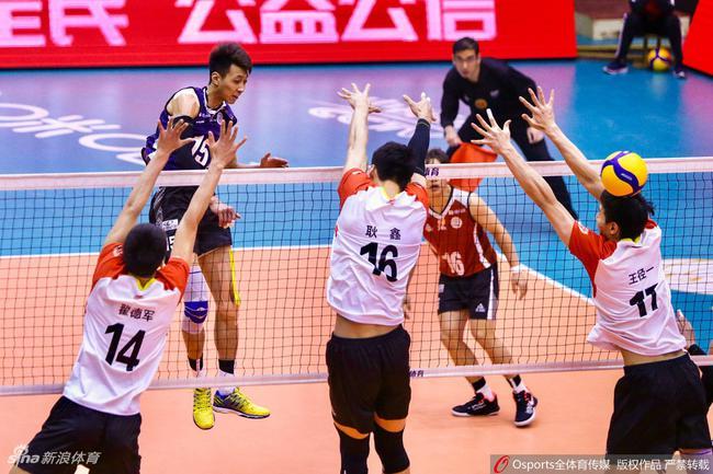 中国男排联赛