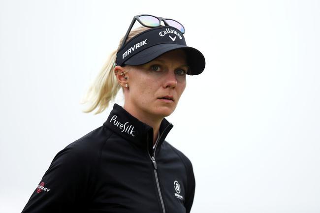 瑞典选手玛德琳-萨格斯托姆领先
