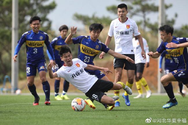 华夏海外热身首战4-1胜冲绳SV 单外援卡埃比登场