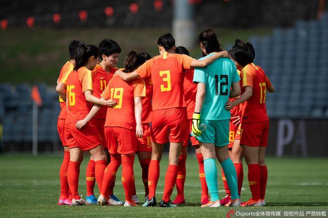 人民日报:女足表现很亮眼 附加赛不惧怕任何对手