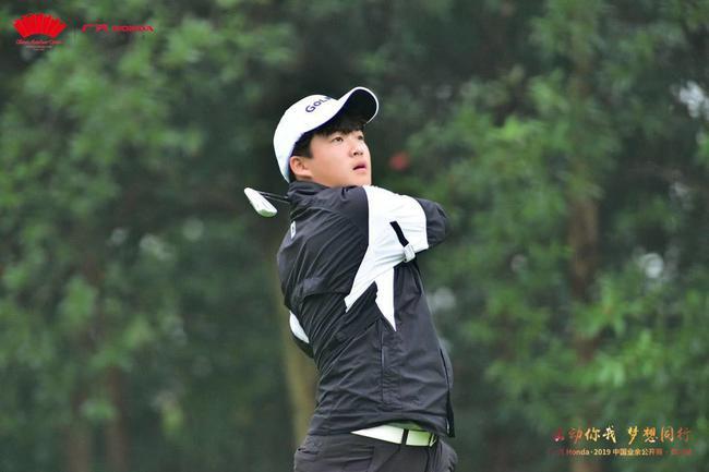 全仙祐在中国业余公开赛