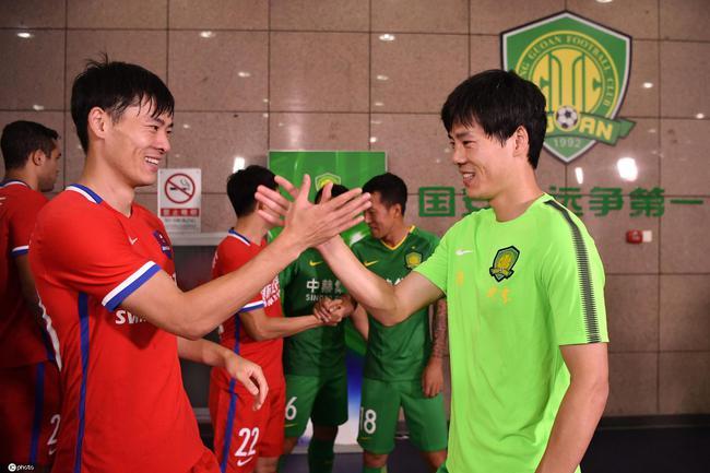 国安与斯威交易不牵扯其他球员 龙哥促成刘欢回归