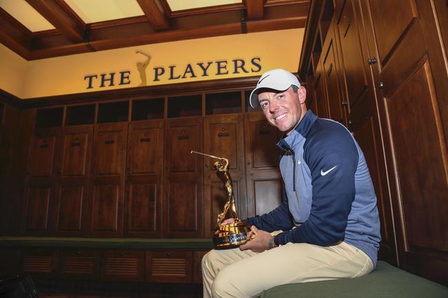 麦克罗伊是赛事卫冕冠军