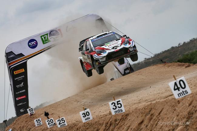 丰田车队法国车手奥吉尔夺冠