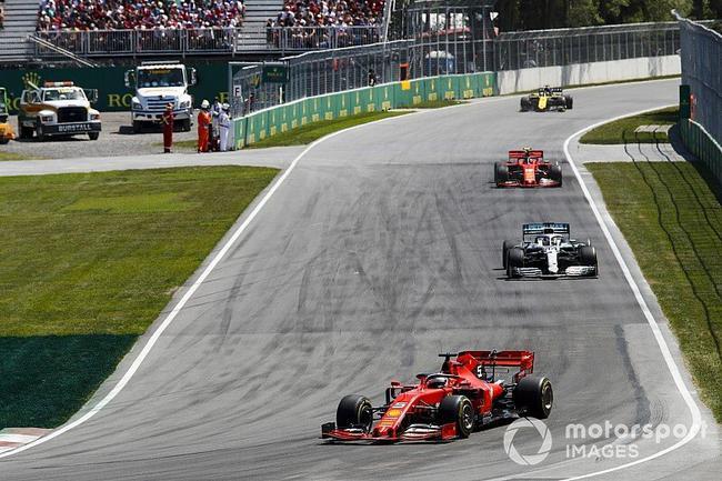 添拿大大奖赛组委会对6月14日准期举办F1的前景感到笑不悦目