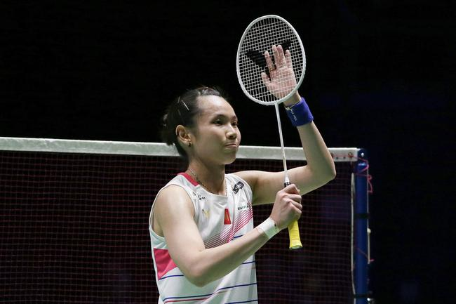 中国台湾羽毛球奥运对抗赛戴资颖