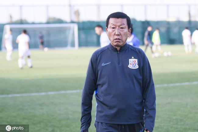 申花计划5月踢内部训练赛 早准备应对未来密集赛程