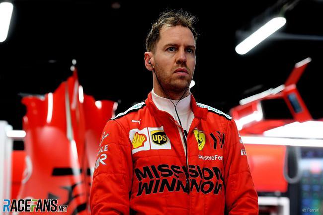 F1四届世界冠军塞巴斯蒂安-维特尔