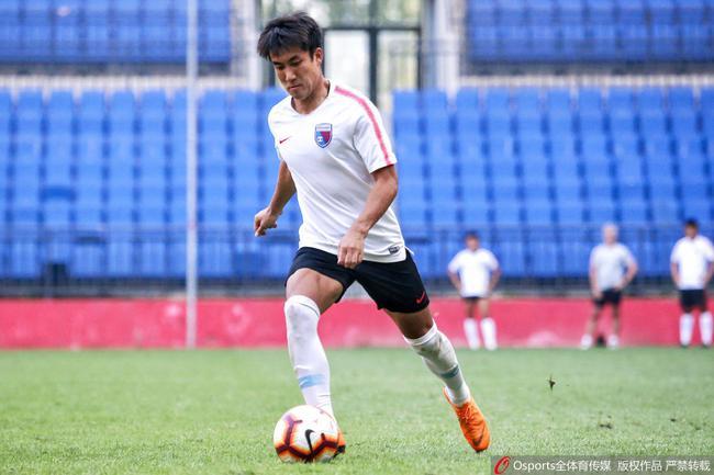 王晓龙留守天津坚守训练 尽最大努力继续职业生涯