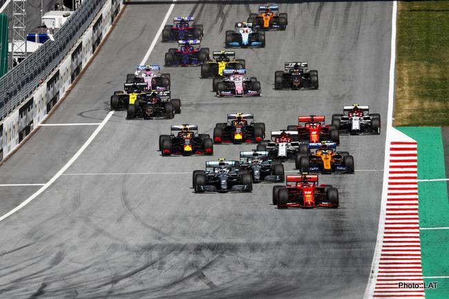 2020赛季F1即将在奥地利拉开帷幕?