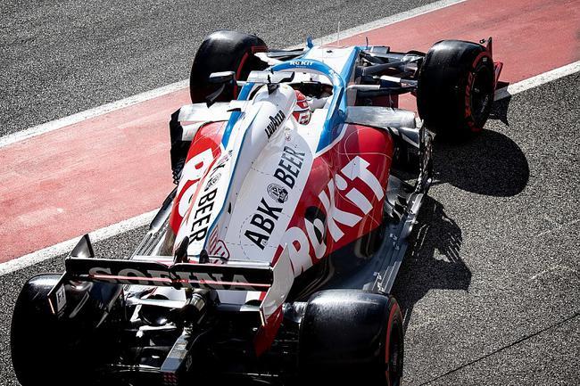 F1老牌车队威廉姆斯车队正在考虑挂牌销售