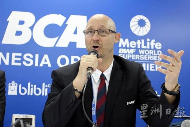 伦德表示,羽联听到了吴柳莹关于明年亚洲团体赛奥运积分的申诉,并将对此进行讨论。