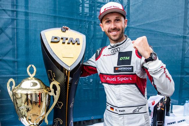 两届DTM冠军雷尼·拉斯特(Rene Rast)