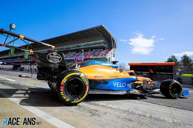 迈凯伦正考虑销售F1车队最多30%股份