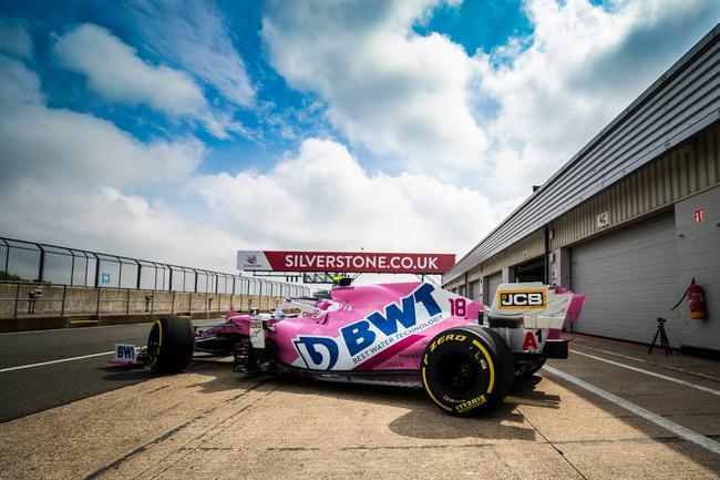 斯特罗尔在银石完善了对2020款赛车的测试