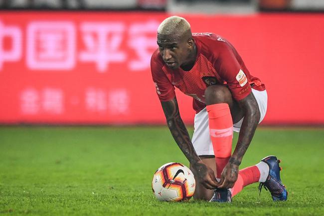 飞讯-塔利斯卡有望下周回中国 美国球队有意扎哈维