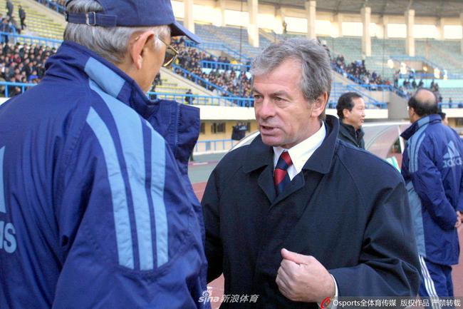 佩特科维奇是真正的好人 记者:他从来没发过火