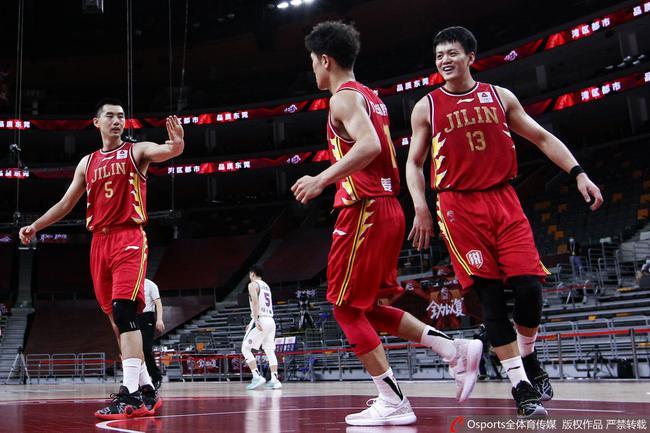 王晗:靠反击赢下比赛 阵地战不是吉林队优势