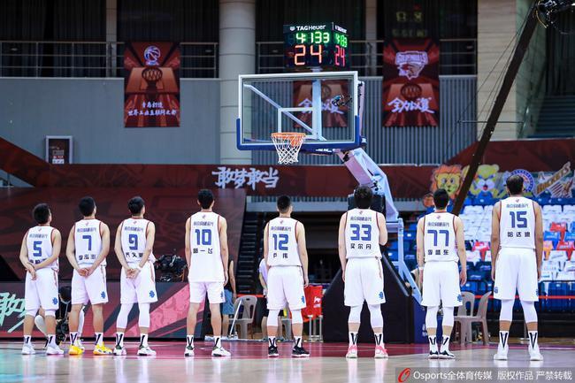 同曦八勇士!4人出场超40分钟 篮板竟赢了新疆
