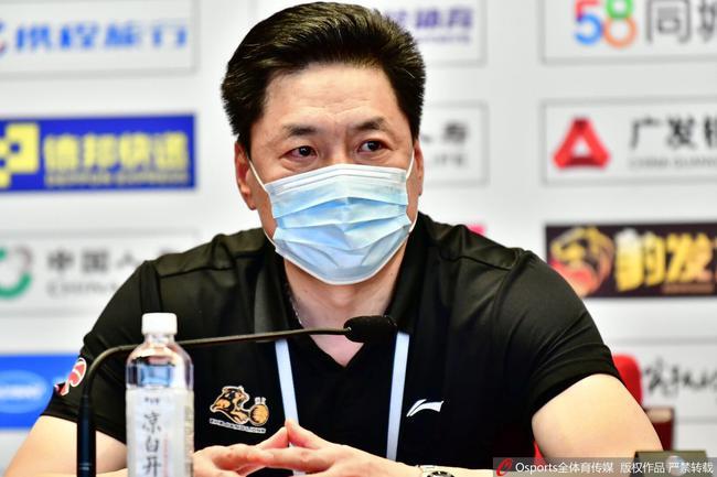 李春江:全队犯挖坑老毛病 复赛6胜2负意料之中