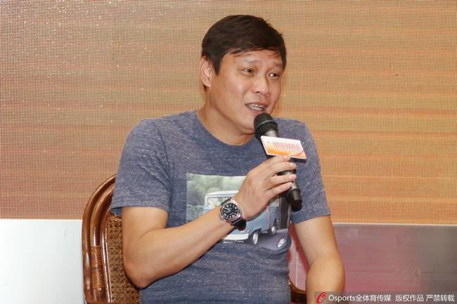 范志毅:别再说赵鹏了跟他没过节 说那话是出于责任