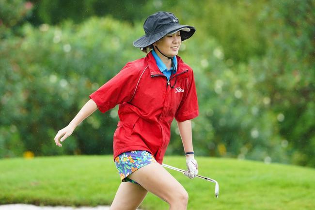 2020别克全国青少年高尔夫精英系列赛在7月15日迎来了一个月内的第四场赛事