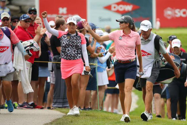 俄亥俄LPGA重启双赛确认举办 没有观众但办配对赛