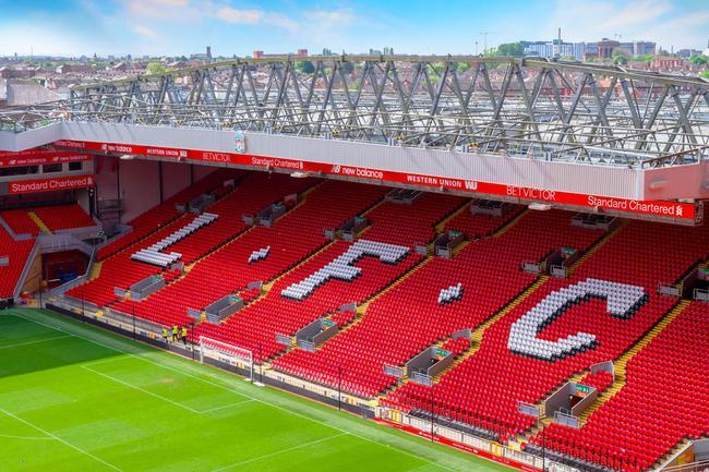 利物浦将捧首英超奖杯