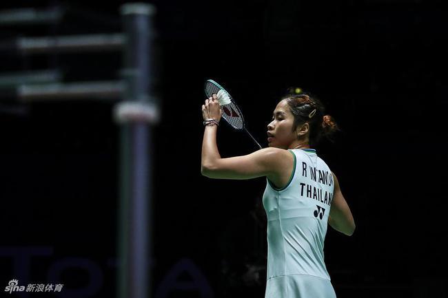 人物志|18岁成为世界冠军因达农创泰国羽球纪录