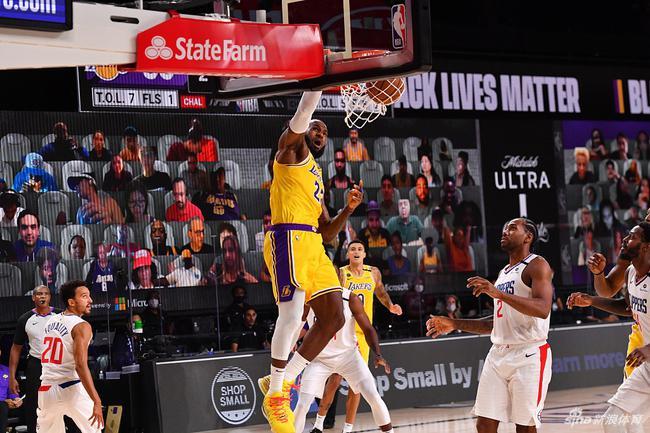 NBA复赛首日收视人数翻倍! 球迷们等太久了