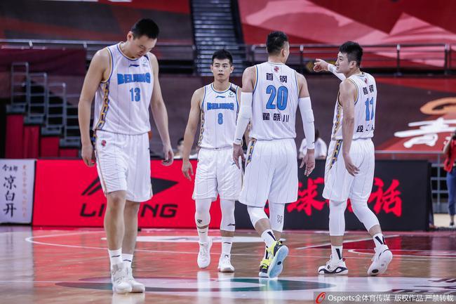属于北京男篮的那个时代,真的到了结束的时候
