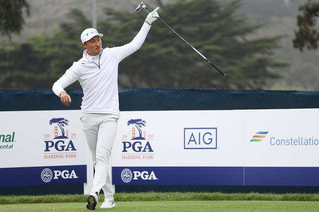 李昊桐错失PGA锦标赛前十 可中国潜力世界已看见