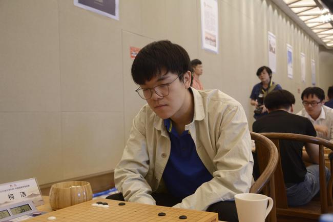 柯洁持续领跑中国围棋等级分