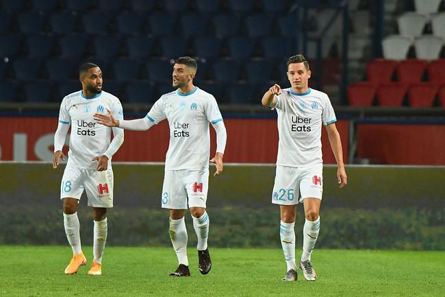 法甲-内马尔复出染红+失良机 巴黎0-1马赛两连败