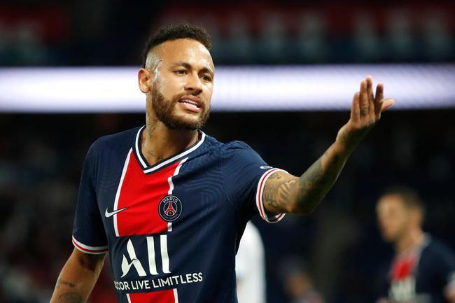 法国足协宣布对内马尔禁赛两场 将调查种族歧视