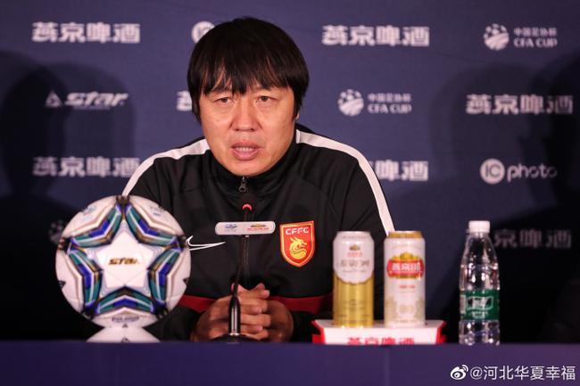 謝峰:輸點球大戰有運氣成分 會給年輕人出場機會