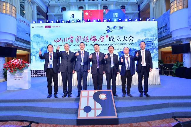 四川省围棋协会主席团