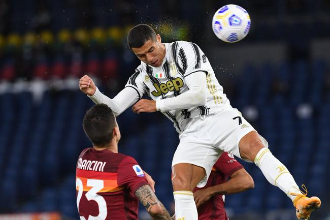意甲第2轮开始1场角逐,尤文图斯客场2比2平罗马