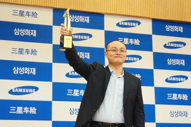 卫冕冠军唐韦星