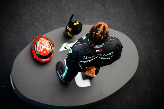 F1六冠王刘易斯-汉密尔顿