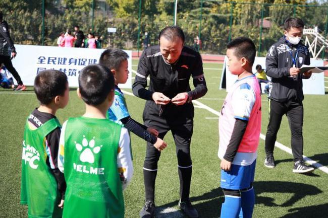 北京展开2020市级社会足球活动之享动3对3足球嘉年华
