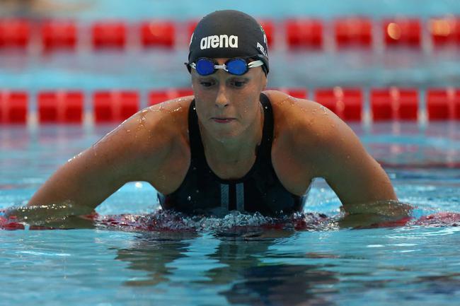 意大利游泳队至少13人感染新冠 训练营被迫关停