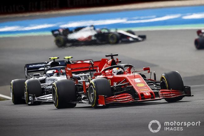 法拉利将在葡萄牙大奖赛引入进一步的升级