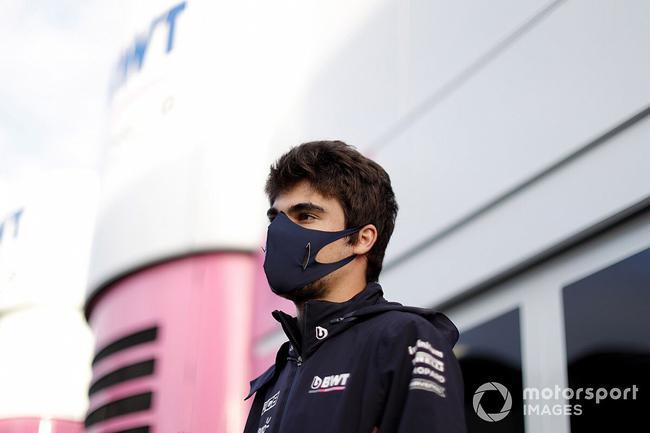 兰斯-斯托尔在艾费尔大奖赛的核酸检测呈阳性