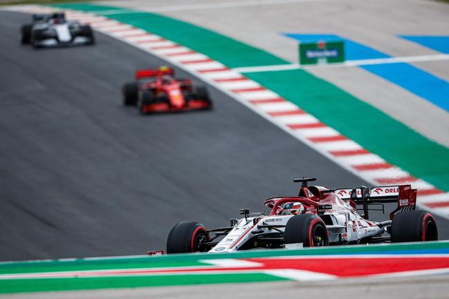F1| 莱科宁回忆首圈P6:当时想其他人在干什么