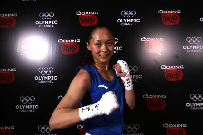 2020女子拳击全锦赛 获奥运资格选手展杰出状况