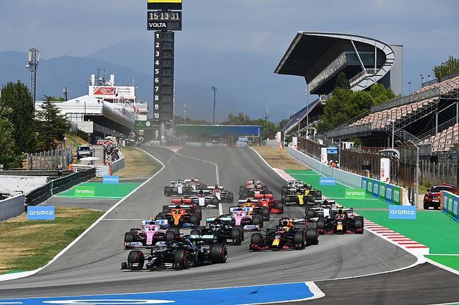 FIA和自由媒体发给了10支F1车队2021年的首版临时赛历