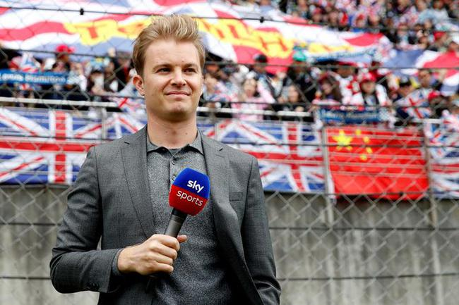 前F1世界冠军尼克-罗斯伯格