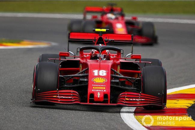 法拉利新引擎升级细节