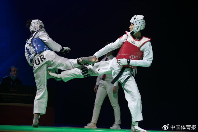 从遏制对手到打击对手 中国跆拳道队冬训新思路